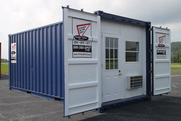 Storage on the Spotmodular storageportable storage containersportable shipping container & Blog | portable shipping container