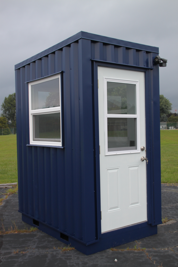 Storage on the Spot Rents Portable Guard Booths