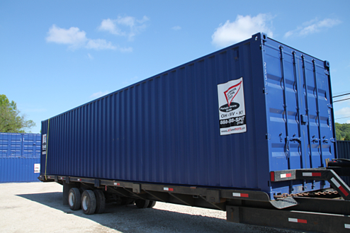 storage on the spot, rent a storage container, storage container rental