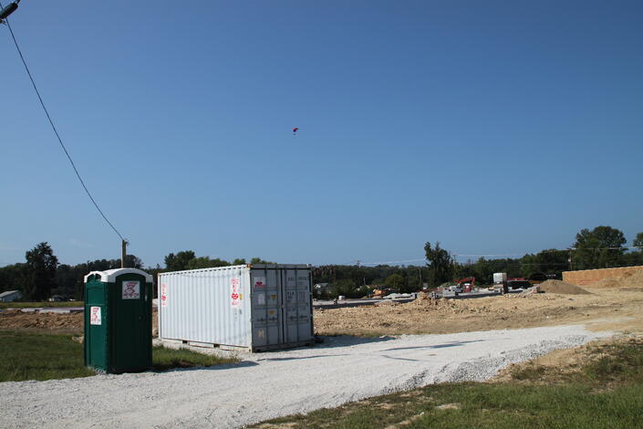 Johnny on the Spot, Storage on the Spot, Portable toilets, portable storage
