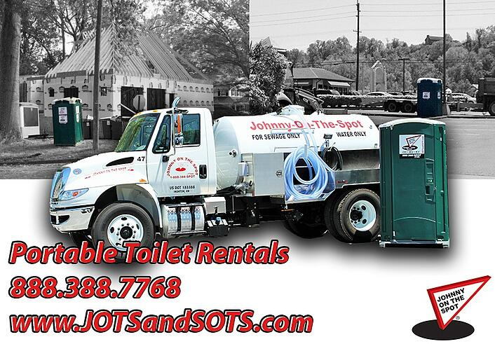 Johnny on the Spot, portable toilet rentals, portable toilet rental, portable toilet ironton ohio, portable toilet ashland ky, portable toilet huntington wv, rent portable toilet